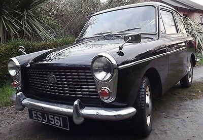 1959 Austin A40 (Black) Solid Condition!! Never Been Welded!