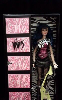 "Mary ""Stormer"" Phillips The Misfits Guitar/Keyboard Player Integrity Toys 2013"