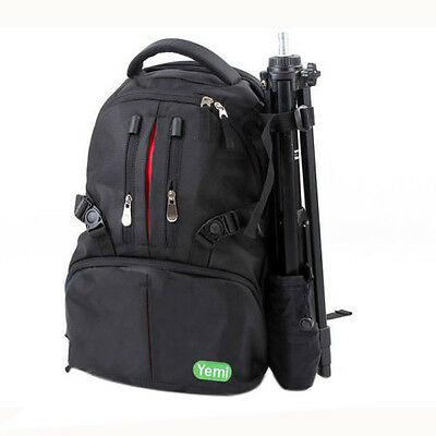 Yemi X-Large Multifunctional DSLR Camera Backpack Laptop Bag For EOS Sony