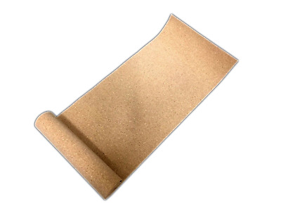 3 Rolls Craft Cork Roll Sheet 19.8cm x 100cm / Roll New 2.5mm thickness