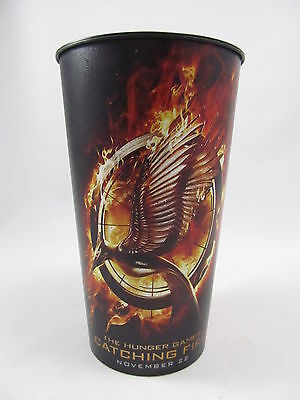 The Hunger Games Catching Fire Movie Souvenir Cup by Coca Cola