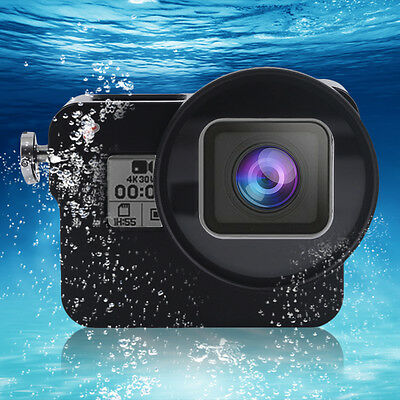 For GoPro Hero5 Camera Accessory 45m Waterproof Diving Protective Housing Case Z