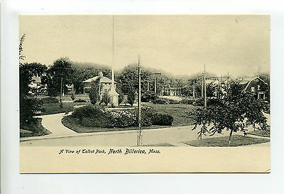 North Billerica MA Mass view of Talbot Park, early