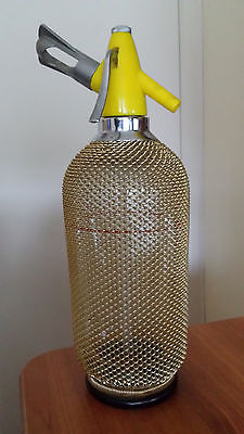 VINTAGE Soda Syphon Bottle - Circa 1950-60s (POSTAGE AVAILABLE)