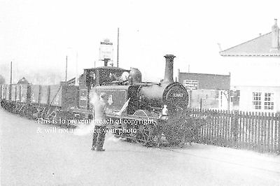 Photo Of Newhaven Town Train From West Quay On Newhaven East Quay Tramway