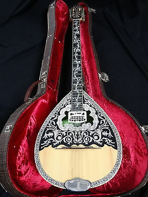 Zozef Terzivasian Greek Bouzouki! Handbuilt by the Legend! Best Bouzouki!