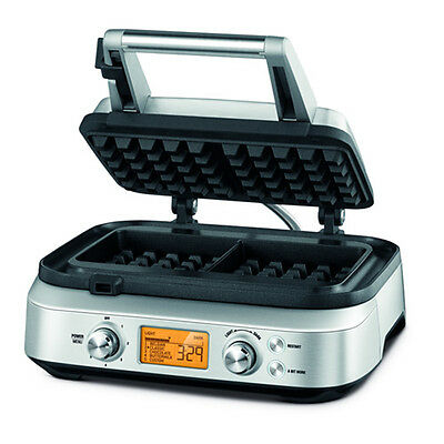 Sage By Heston Blumenthal The Smart Waffle Maker