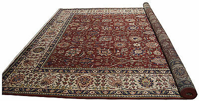 395x295 CM Tappeto Carpet Tapis Teppich Alfombra Rug (Hand Made)