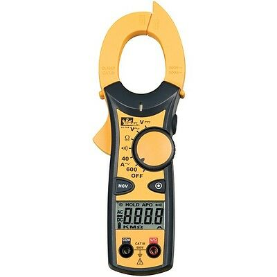 IDEAL 61-744 600-Amp Clamp-Pro(TM) Clamp Meter