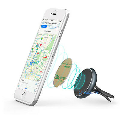 Car Air Vent Magnetic Mount Stand Holder For Phone iPhone 6 Plus Samsung GPS