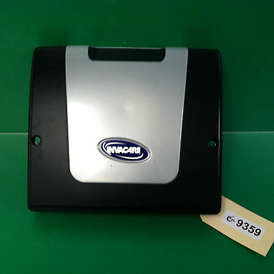 Front Battery Box Cover w/ wiring diagram for Invacare TDX SP Power Chair  #9359