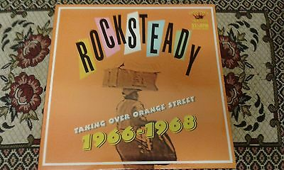 RockSteady ,Taking Over Orange Street 1966-1968  , New LP Kingston Sound KSLP052