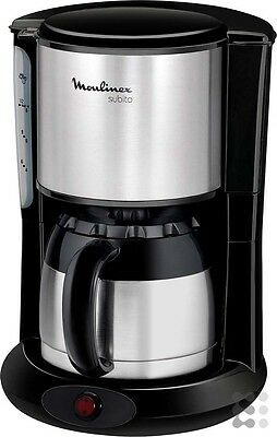 Moulinex Kaffeeautomat Thermo,Subito FT 3608 eds/sw