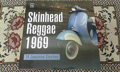 Skinhead Reggae 1969 , 14 Jamaican Classics , New LP Kingston Sounds KSLP064