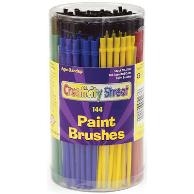 Paintbrush Canister 144/Pkg 5173