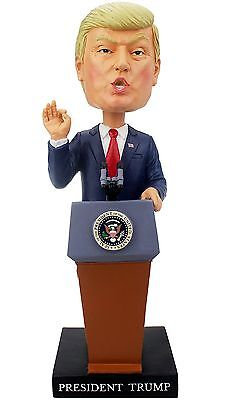 President Donald J. Trump Inauguration Bobblehead - Limited Edition - Collect...