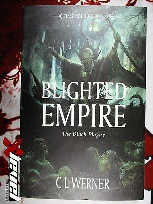 Blighted Empire – Time of Legends [x1] Books [Warhammer] Good