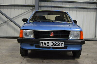 Remarkable 1983 Vauxhall Astra MK1 1.6 GL Automatic, Just 14202 Miles from New!!