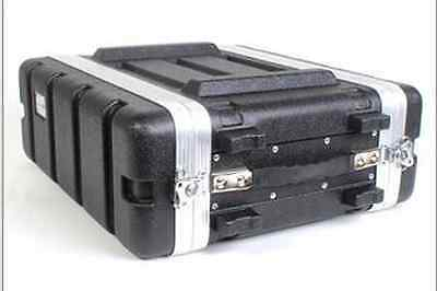 NEW! Rack Case 3U Space Medium 12 Inch Deep Light Weight ABS Economical w Screws