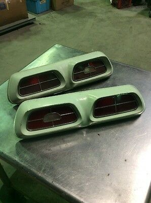 1970-1971 Mercury Cyclone And Comet Tail Light Housing