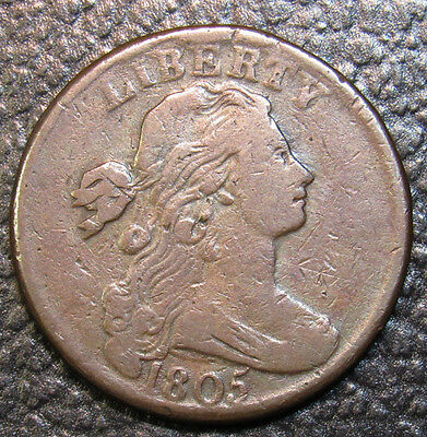 1805 Large Cent uee