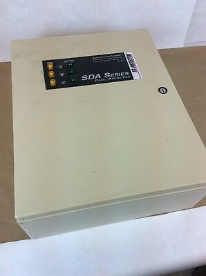 Transtector Surge Protector Panel Sda 5 480 D 1101-437 3 Phase Transient Voltage