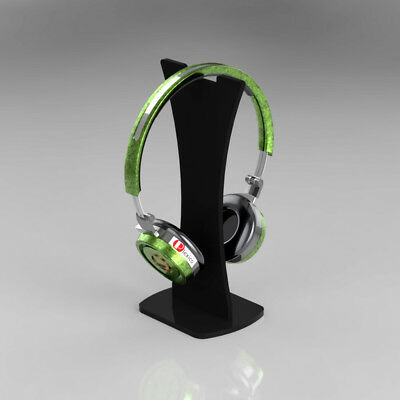 Acrylic Headset Display Holder / Headphone Holder / Headphone Stand Display