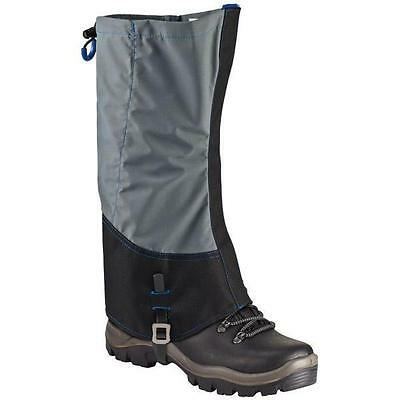 Trekmates Charcoal/Black Expedition Gaiter Large - Waterproof/Windproof