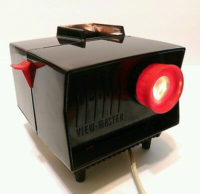 Vintage 1960's Sawyers View-master Viewmaster Standard Projector - works!