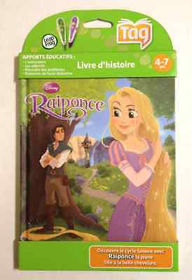 LeapFrog LeapReader Interactive Book-Raiponce Livre d'histoire  (Works with Tag)