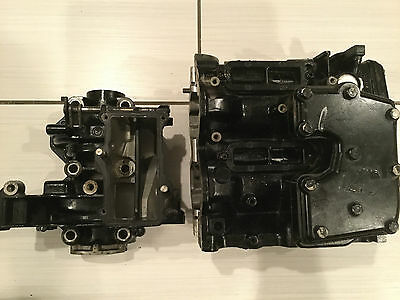 1985 Mercury 25Hp Cylinder Block Crankcase Assembly 9533A 3