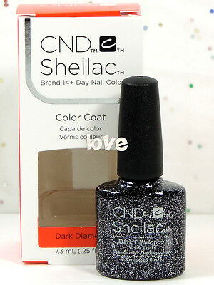 CND Gel Color UV Polish Starstruck Collection 91258- Dark Diamonds