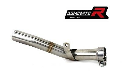 DECAT Cat Eliminator Pipe Exhaust  SUZUKI GSXR 600/750 08-10 K8-K9 L0