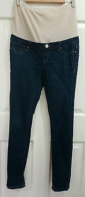 Ladies size 10 Skinny Leg maternity jeans - Jeanswest