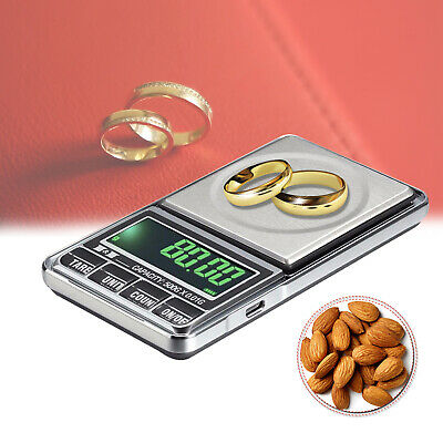 Digital Pocket Scale Portable Light Weight Professional Multi Functional Scale