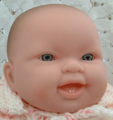 Berenguer Soft Bodied Vinyl Dressed  Baby Doll With Teeth  14 Inch