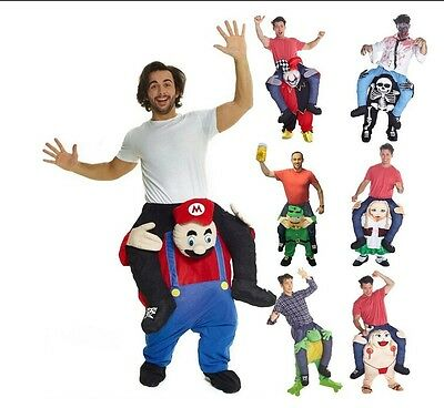 Piggyback Ride Me Ride On Piggy Back - a Costume To Carry You Home Party Stag Do