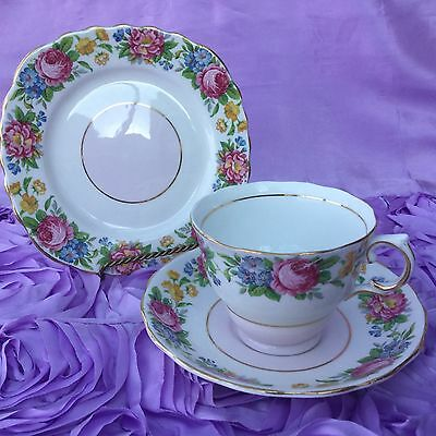 Rare Stunning Colclough Trio Pattern Number 6691