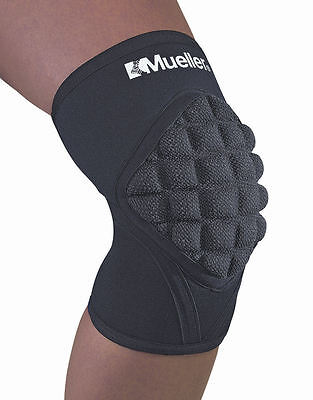 **NEW** Mueller Pro Level Protective Sports Knee Pad with Kevlar