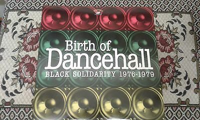 Birth Of Dancehall , Black Solidarity 1976-1979, Kingston Sounds New LP  KSLP031