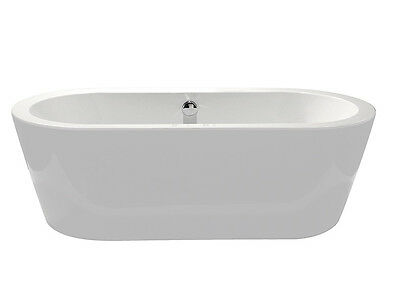 Orleans Roll Top Freestanding Bath 1700 x 800mm