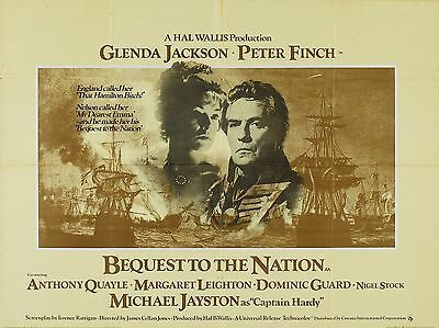 "Bequest to the nation 16"" x 12"" Reproduction Movie Poster Photograph"