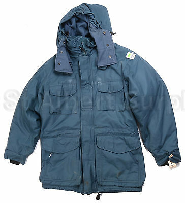 Canadian Army Arctic Winter Parka 7336 Air Force Blue C26
