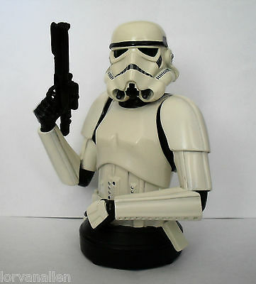 Star Wars - Stormtrooper Deluxe Collectible Bust by Gentle Giant Ltd. 1/6 Scale