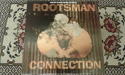 Tapper Zukie Productions , Rootsman Connection , New LP, Kingston Sounds KSLP014