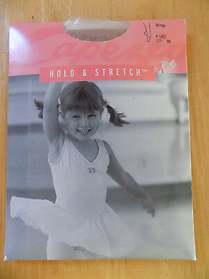 Capezio Hold & Stretch Footless MEDIUM-SMALL Child Tights NEW 140C LSN