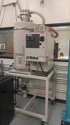 AEC Whitlock WD-50MRQ Material Dryer, Desiccant, Approx. 50 pph #7558