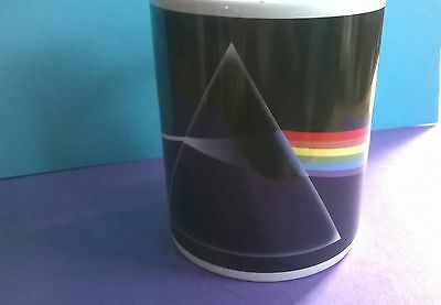 Pink Floyd The Dark Side of the Moon Prism 1973 Album Cover Mug Coffee Mug