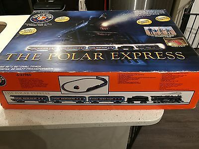 6-31960 Lionel The Polar Express Train set. Complete