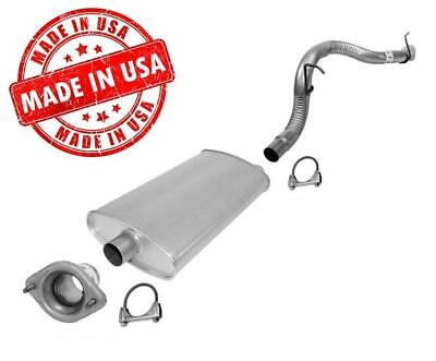 Exhaust Tail Pipe AP Exhaust 44894 fits 02-07 Jeep Liberty 3.7L-V6